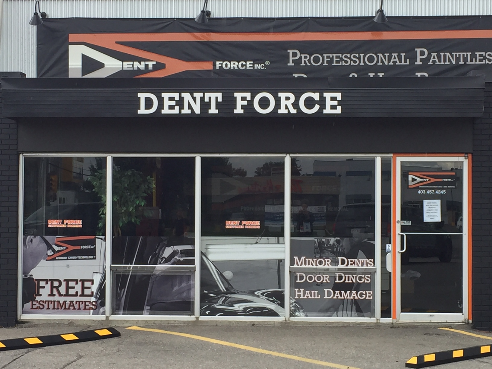 Dent Force Calgary