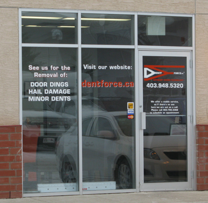 Dent Force Airdrie